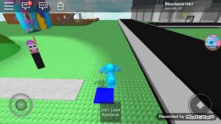 Blue's Clues Roblox: Blue And Sprinkles Go to The Gas Station episode 2