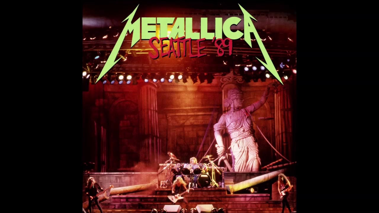 Metallica: Master of Puppets Seattle '89   REMASTERED / REMIXED Full Audio