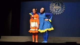 Talent Shows at Harand Theatre Camp 2014