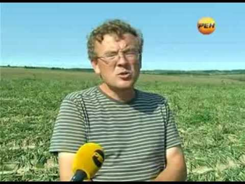 Репортаж «Фермер Бабушкин»