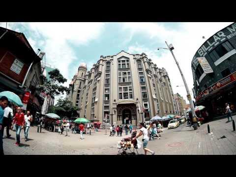 Conozcamos el Palacio Nacional. Parte 1.[Quiere A Medellín] Telemedellín