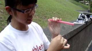 Clinometer making video and usage