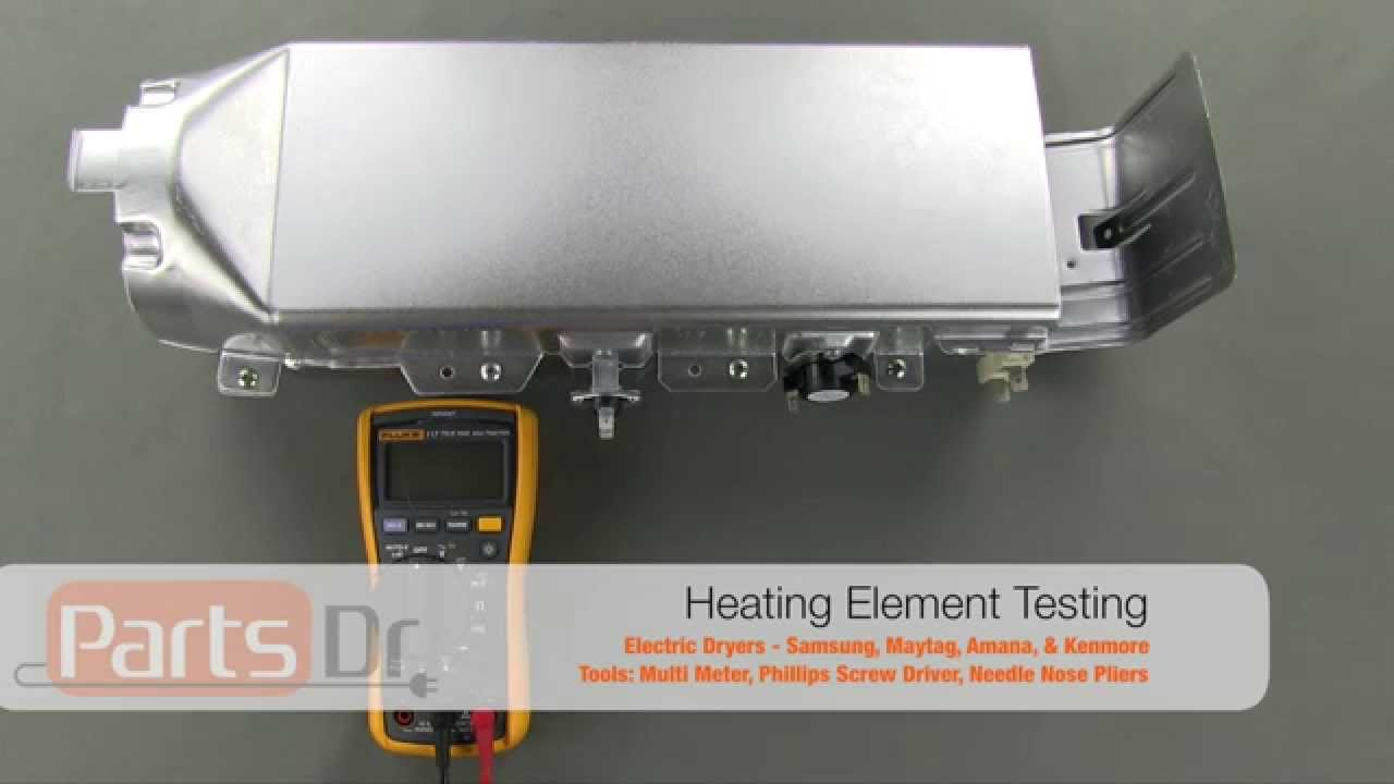 maxresdefault samsung dryer heating element dc97 14486a how to test youtube samsung dryer heating element wire diagram at mifinder.co