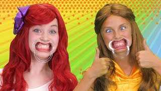 Princess Watch Ya Mouth Challenge | SillyPop