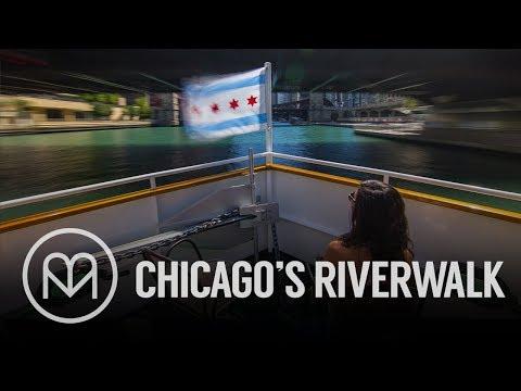 Chicago's Riverwalk