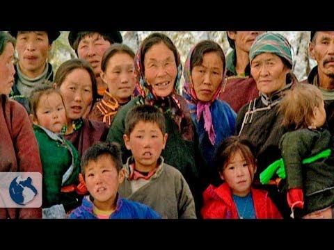 Nomadic tribes of Mongolia. Full Documentary
