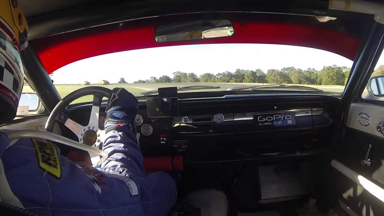 2014 V8 Supercar support race at Barbagallo (Perth)