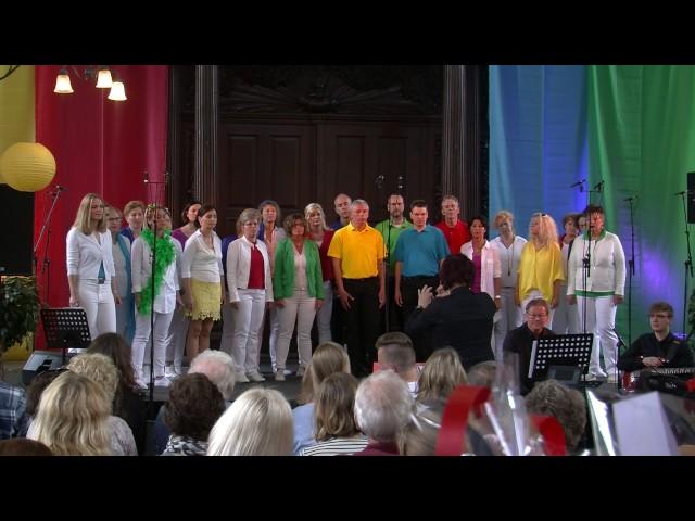 Popkoor Yes, Lustrum Concert, 13 mei 2017 concert 1, set 1 deel 3