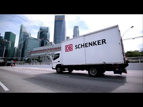 DB Schenker in Singapore – Making things happen!