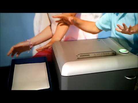 Como lubricar las destructoras de papel