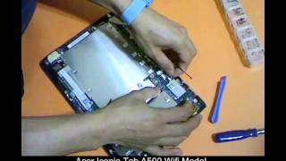 Hard Bricked Service Acer Iconia Tab A500