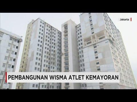 Bangunan Rp 3,5 Triliun, Wisma Atlet Kemayoran untuk Asian Games 2018 Hampir Kelar