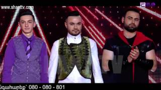 X Factor4 Armenia 2nd Gala Show 26 02 2017