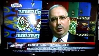 Demirci Halıları Manisa Medya Tv