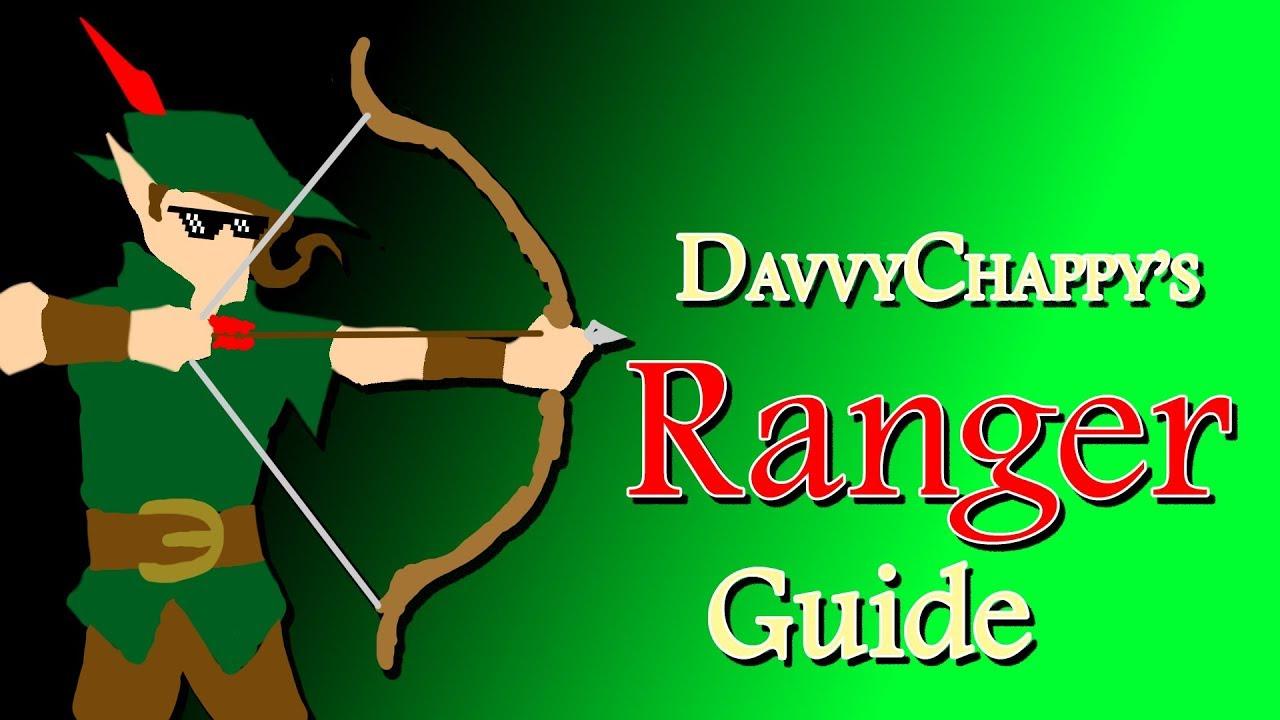 Davvy's D&D 5e Ranger Guide