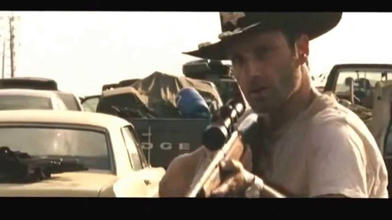 Walking Dead Trailer Deutsch