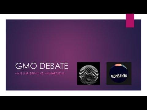 T.he L.esser V.iewed P.erspective a.(GMO debate) b.(Exposing a Monsanto Shill wanna be)
