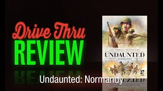 Undaunted: Normandy Review