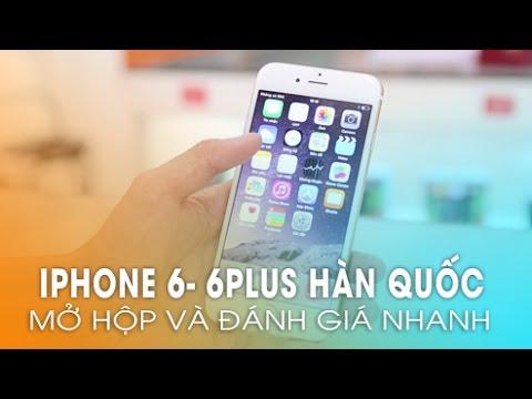 iPhone 6, iPhone 6 plus Hàn Quốc: Dễ dàng sở hữu trong tầm tay!