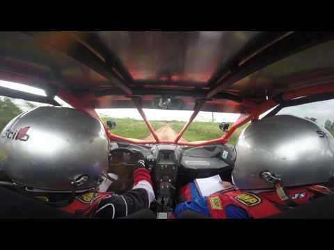 Can-Am Maverick X3 Rally Villeta L.Mereles-G.Cabanas