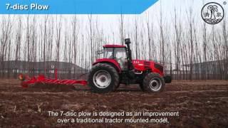farm machinery manufacturer --email:agro0809@cnplough.com