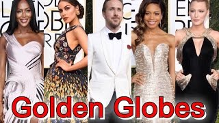 FUMI'S FASHION POLICE, THE GOLDEN GLOBES 2017 RED CARPET REVIEW