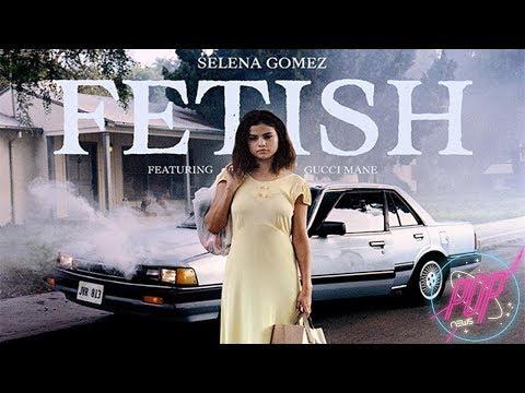 Selena Gomez anuncia Fetish feat. Gucci Mane
