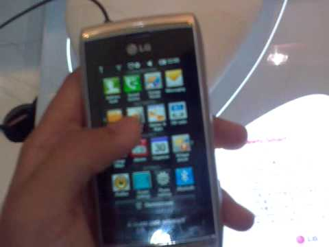 WIS 2009 - LG Viewty Smart 뷰티 스마트 (LG-GC900)