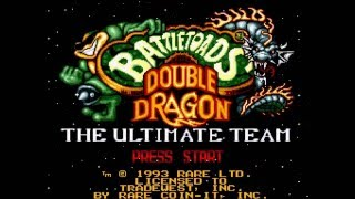 battletoads and duble dragon