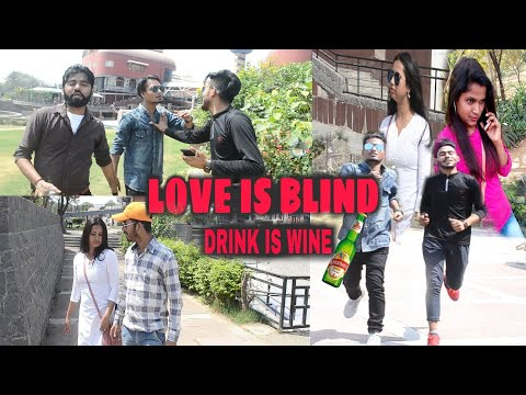Love is blind_ | drank is wine | Pari mehra, Ishwar kdp | Mamta | faruk | Sushil | Lsy Entertainment