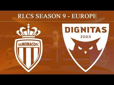 AS Monaco eSports vs Dignitas vod