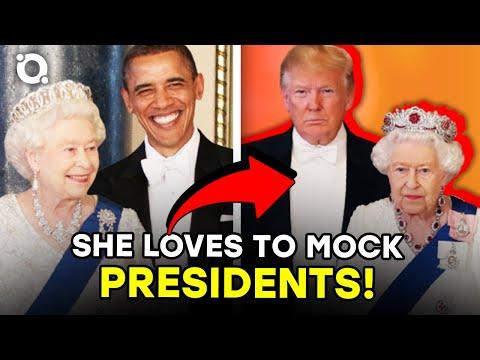 Her Royal Ha-ha-highness: Queen Elizabeth's Funniest Moments! |⭐ OSSA