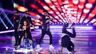 Cristina Cataramă, demonstrație impresionantă de dans