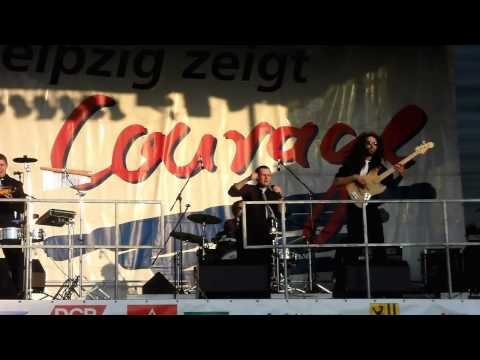Berlin Boom Orchestra - Antoine? - Leipzig zeigt Courage 2011