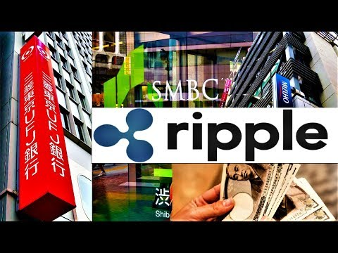 RIPPLE Latest News: Great Partnership With 61 Japanese Banks
