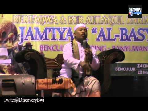 Pengajian Lucu KH Abdul Ghofar 2015 Rogojampi di Benculuk Banyuwangi