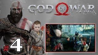 """GOD OF WAR [PS4] (18+) #4 - """"Załamanie i niebieski kowal"""""""