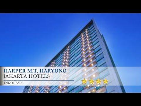 Harper M.T. Haryono - Jakarta Hotels, Indonesia