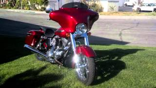 New Switchback Dyna Fairing From Dragonfly!