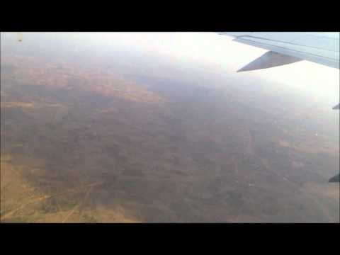 Taking off from Lilongwe Airport