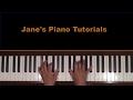 Satie Gnossienne No. 4 Piano Tutorial