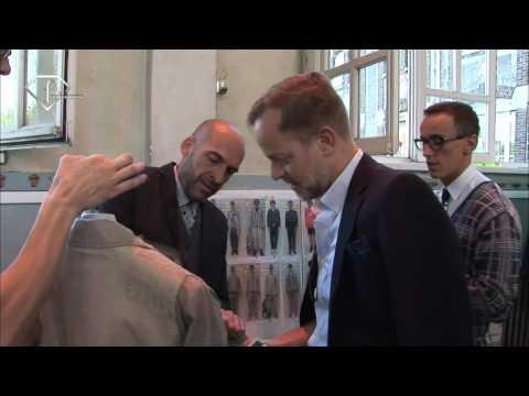 fashiontv | FTV.com - PARIS MEN FW S/S 2011 - KENZO BACKSTAGE