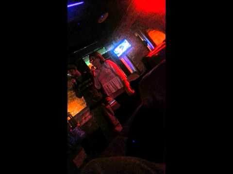 Hookah lounge karaoke