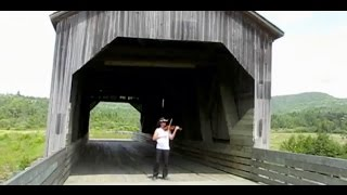 Inglourious Basterds Theme - Violin Cover - Marc-Andre Gautier - Violin Song