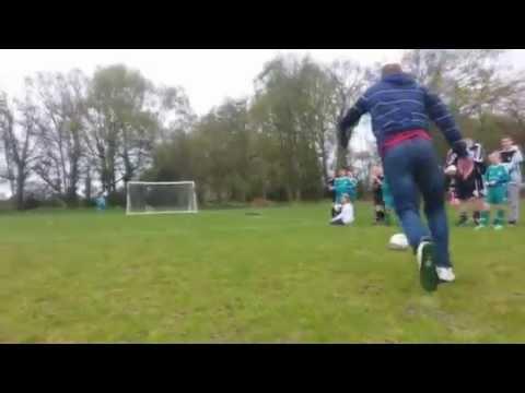 The Crossbar Challenge | Bedworth United U8's