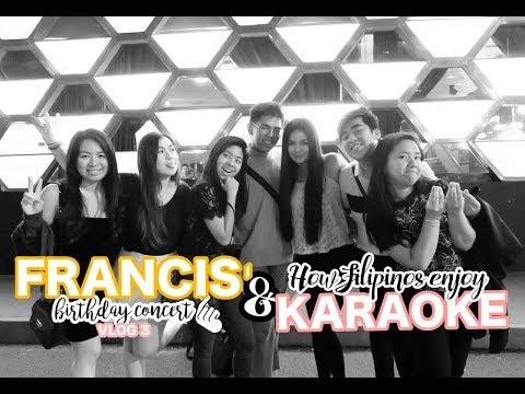 VLOG#3: How Filipinos enjoy KARAOKE?! | Bianca Co