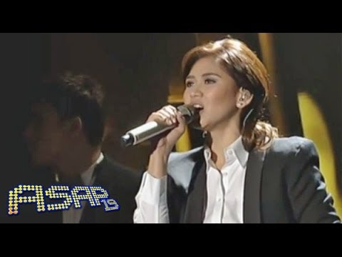 Sarah Gerimo sings I Dt Wanna Miss A Thing with ASAP Balladeers