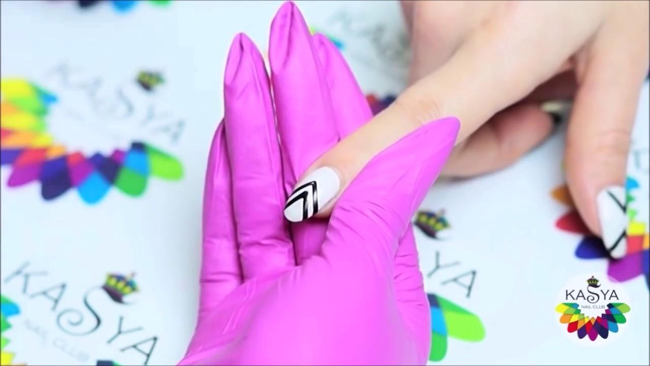 Виниловые перчатки не опудренные ROMED (Голандия) - YouTube