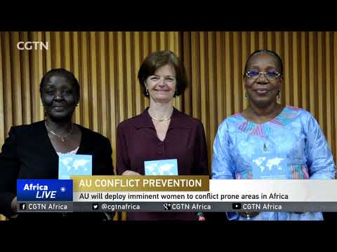 New AU women network to help broker peace in Africa