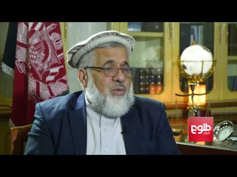 INTERVIEW: Abdul Basir Anwar, Minister of Justice, speaks on the recent execution of six insurgents